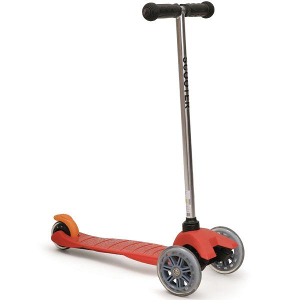 Trotineta pentru copii Trail Twister Red