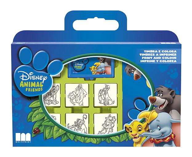 Trusa 7 stampilePrietenii Disney