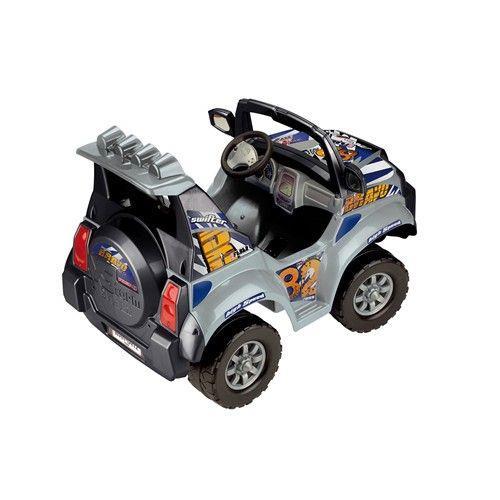 Masinuta electrica X-Storm Bravo High Speed 12V