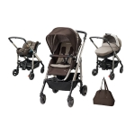 Carucior Trio Loola Excel Earth Brown