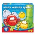 Joc educativ - Cursa paienjenilor (Insey Winsey Spider)