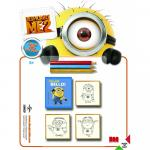 Set 3 stampile - Minions