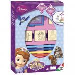 Trusa 4 stampile Disney Printesa Sofia