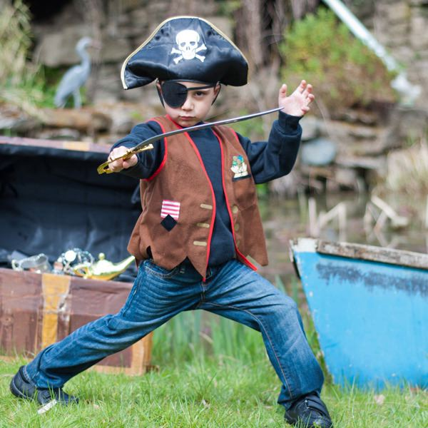 Accesorii carnaval Pirat