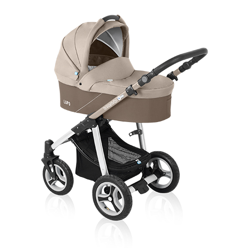 Carucior multifunctional 2 in 1 Baby Design Lupo Beige 2016