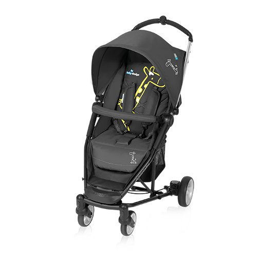 Carucior sport Baby Design Enjoy Black