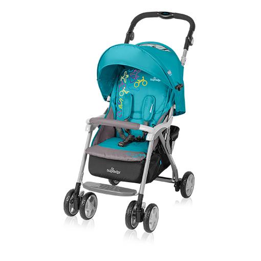 Carucior Sport Baby Design Tiny Turquoise