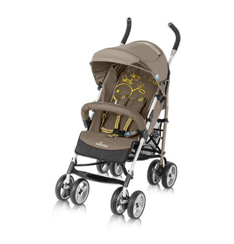 Carucior sport Baby Design Travel Brown