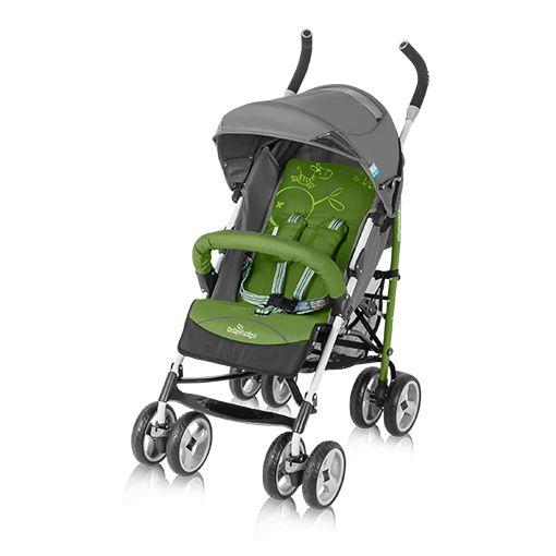Carucior sport Baby Design Travel Green