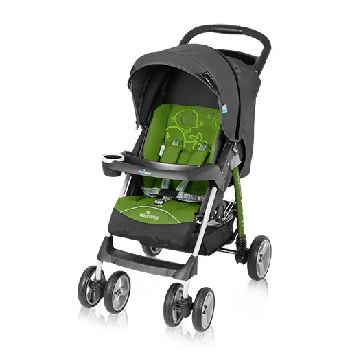 Carucior sport Baby Design Walker Green