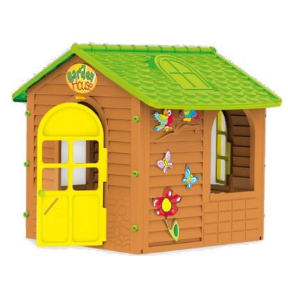 Casuta pentru copii Mochtoys Big House Garden