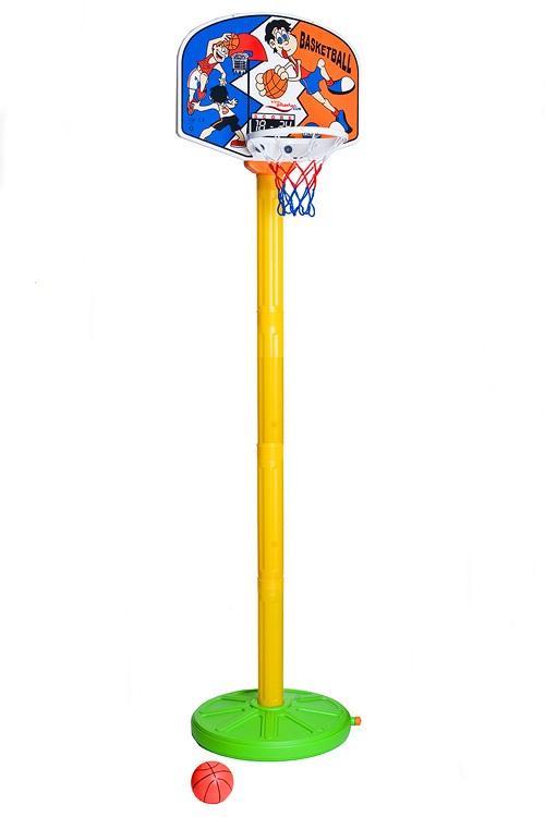 Cos de baschet reglabil Super Basketball, Pilsan