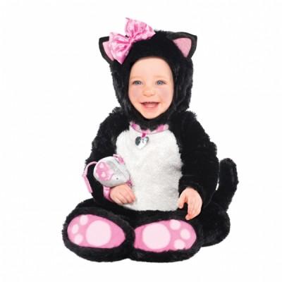Costum Carnaval Copii Animal Pisicuta 6-12 luni