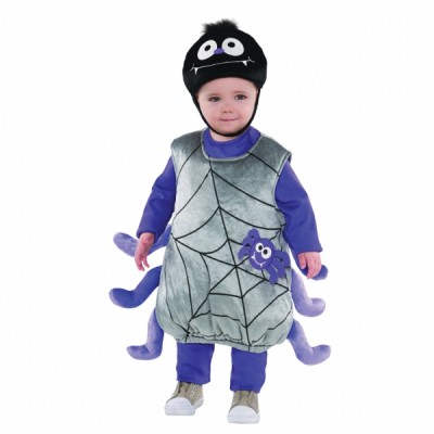 Costum Carnaval Copii Paianjen Itsy Bitsy 1-2 ani