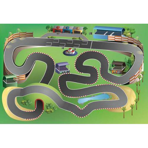 Covoras de Joaca Classic Circuit