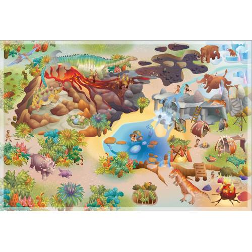 Covoras de Joaca Connect Dinozauri