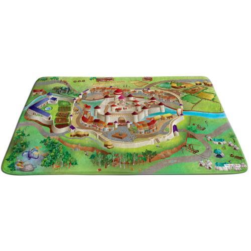 Covoras de Joaca Ultra Soft Connect Castel