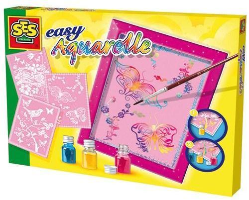 Easy Aquarelle - Fluturasi