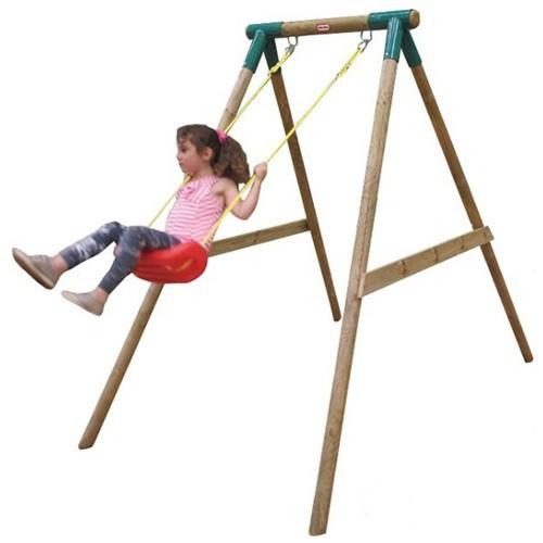 Leagan din lemn pentru copii Milan