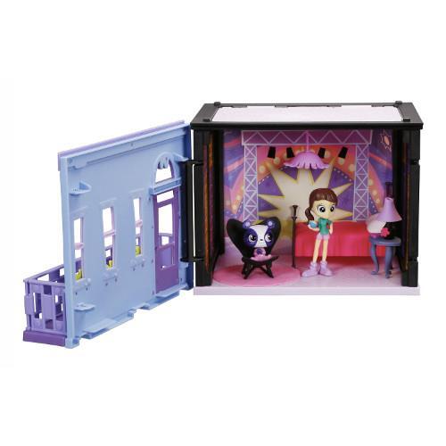 Littlest Pet Shop - Dormitorul lui Blythe cu Accesorii