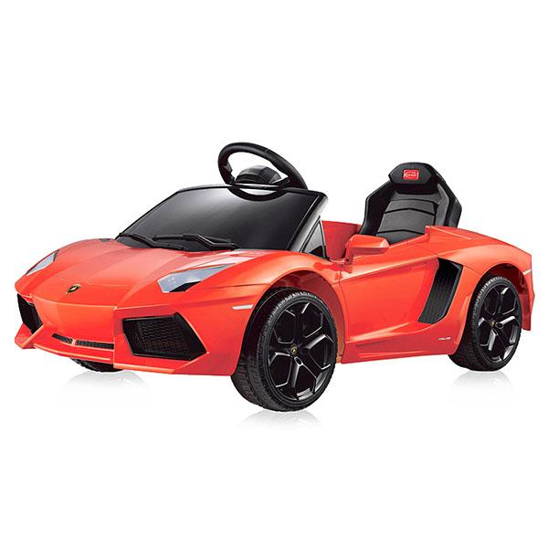 Masinuta electrica Chipolino Lamborghini Aventador orange