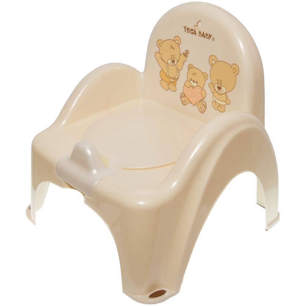 Olita tip scaunel muzical Ursulet Tega Baby PO043