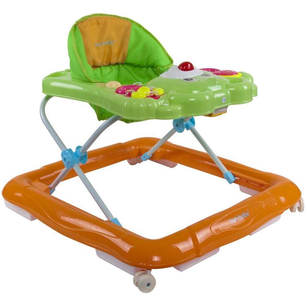 Premergator Ursulet Sun Baby Orange cu Verde