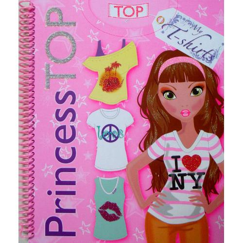 Princess Top My T-Shirts Roz