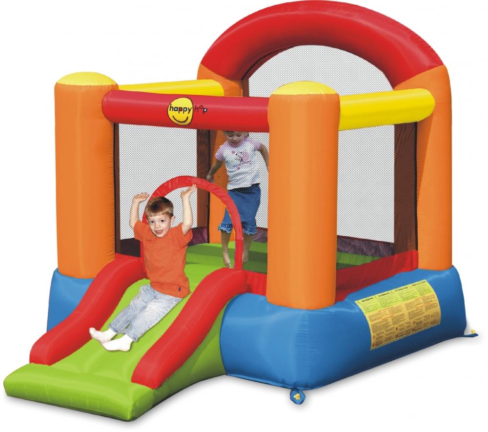 Saltea gonflabila Happy Hop Slide