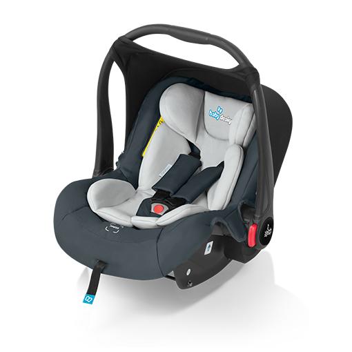 Scaun auto Baby Design Leo Grafit