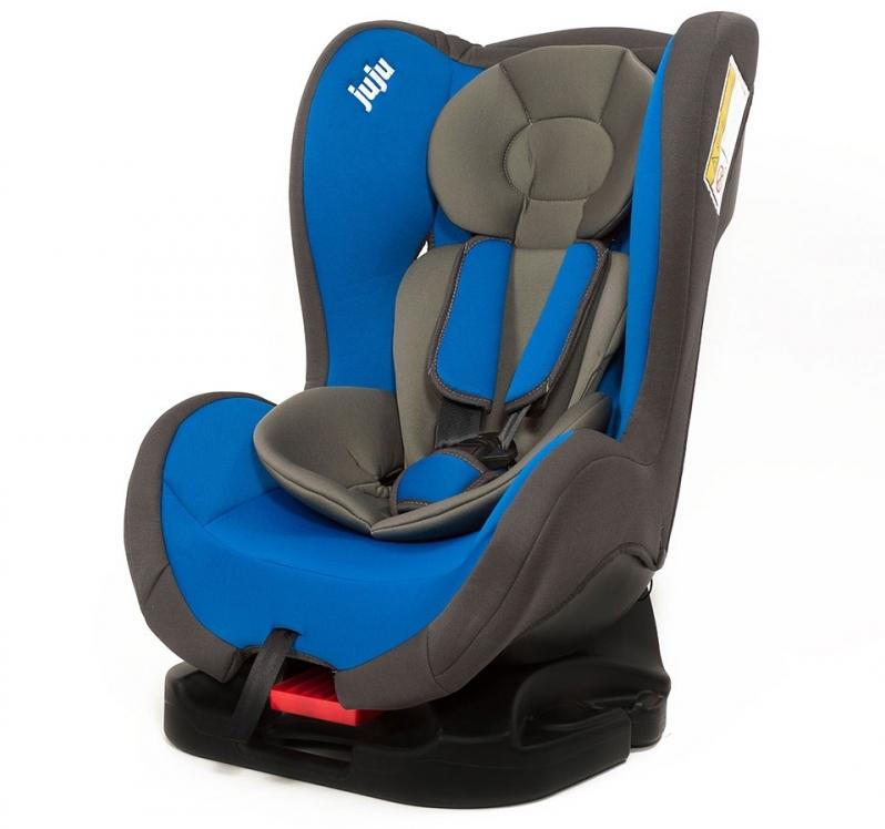 Scaun Auto City Driving Albastru-gri