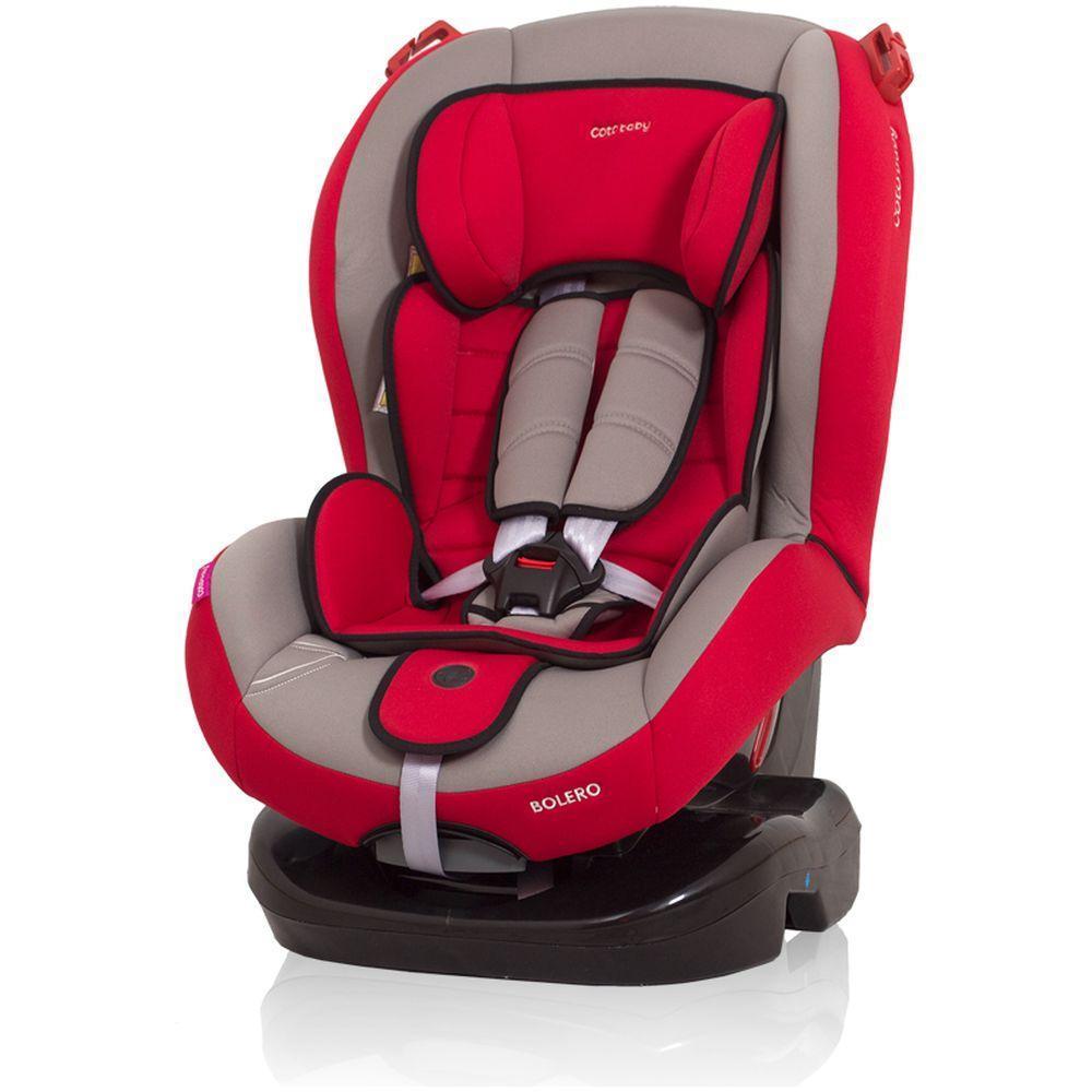 Scaun auto Coto Baby Bolero 2014 Rosu