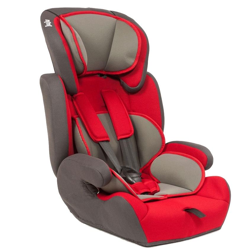 Scaun Auto Safe Rider Rosu-gri