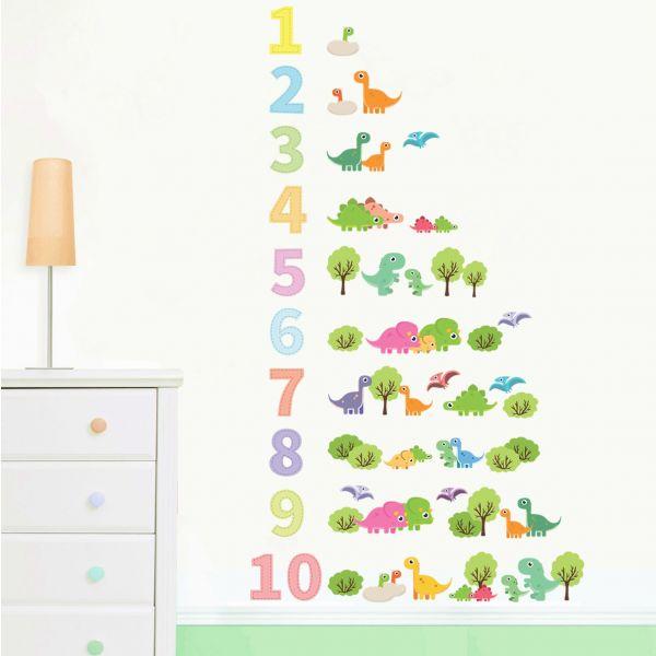 Sticker decorativ Lumea Dinozaurilor