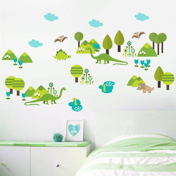 Sticker decorativ O Lume Minunata