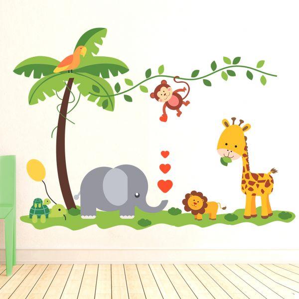 Sticker decorativ Prieteni Iubareti