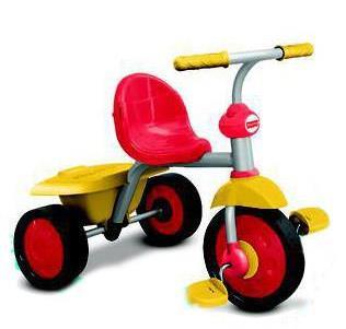Tricicleta Glee Plus Rosu