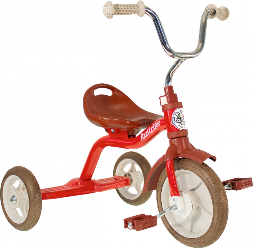 Tricicleta Italtrike Super Touring Classic Red
