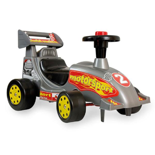 Vehicul fara pedale Mochtoys Formula Rider Gri