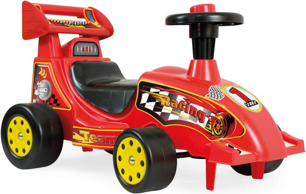 Vehicul fara pedale Mochtoys Formula Rider Rosu