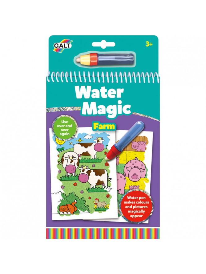 Water Magic Carte de colorat La ferma