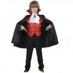 Costum Dracula 10/12 ani