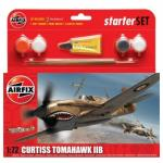 Kit constructie Avion Curtiss Tomahawk IIB