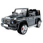 Masinuta electrica Chipolino SUV Mercedes Benz G55 black