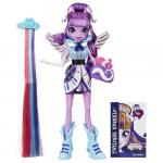 My Little Pony Equestria Girls Twilight Sparkle cu Accesorii de Par