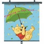 Set 2 parasolare retractabile UV Winnie The Pooh Disney Eurasia 29053