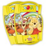 Set protectie Cotiere Genunchiere Winnie The Pooh