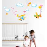 Sticker decorativ Avionase