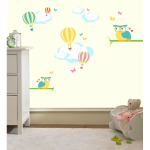 Sticker decorativ Balonase