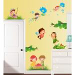 Sticker perete copii Basmul copiilor 84 x 88 cm